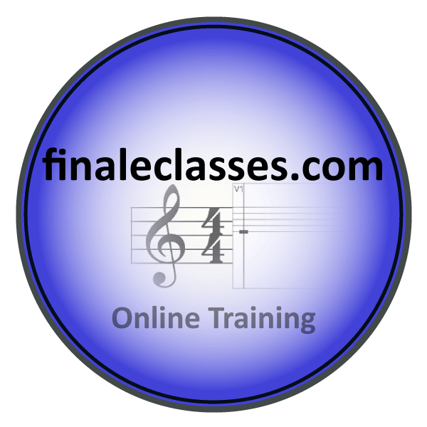 Finale Classes Online